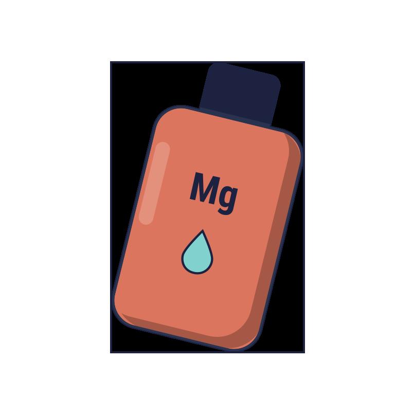 Magnesio líquido