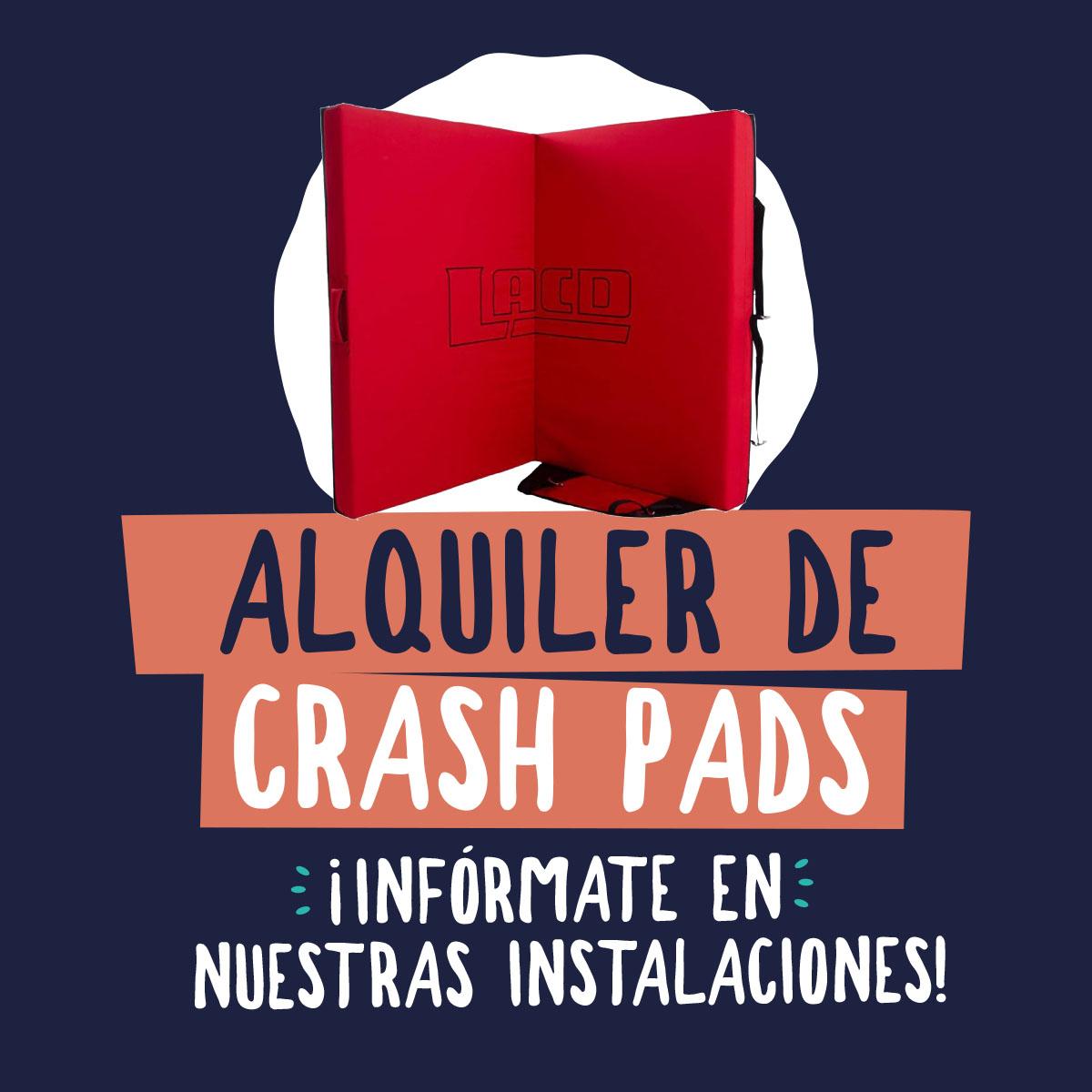 Alquiler de crash pad